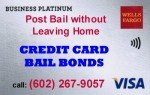 Posting Phoenix Bail Bonds with a Credit Card