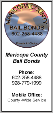 Maricopa County Bail Bonds (602) 258-4488