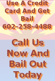 Use A Credit Card And Get Bail
